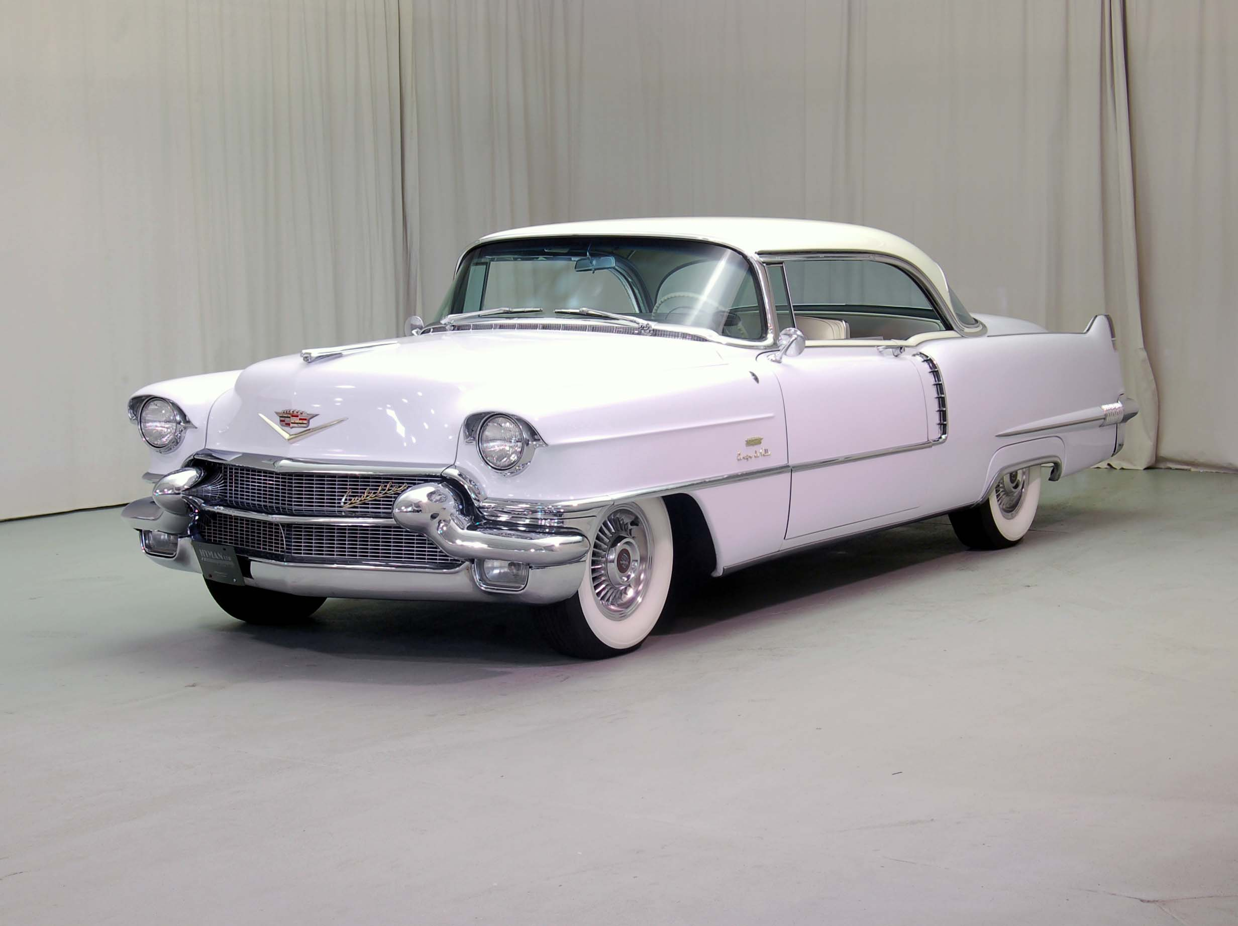 Cadillac Coupe Deville 1954 Sedan 1956
