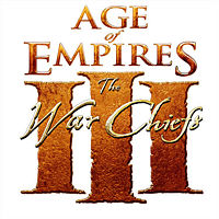 Age of Empires III: The WarChiefs Logo