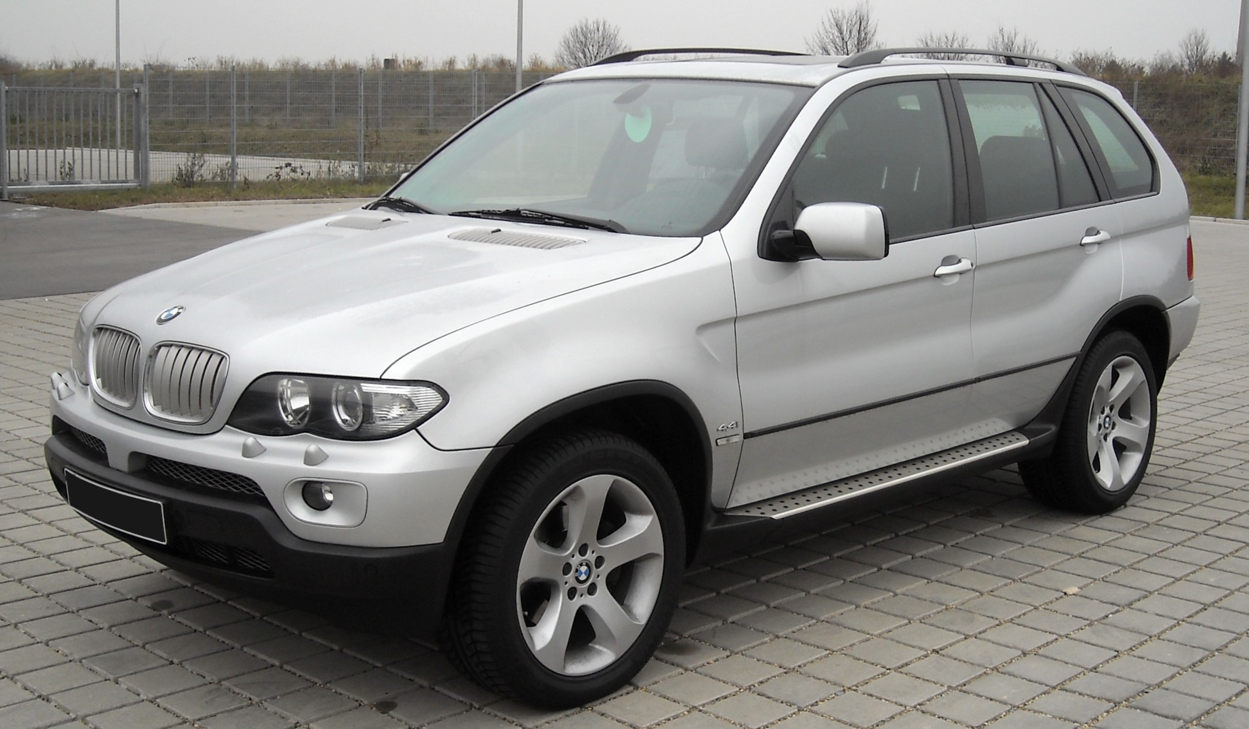 Faceliftmodell 2003 2006
