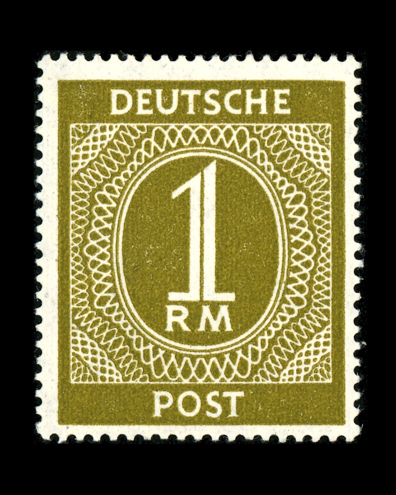Deutsche Post Postcard
