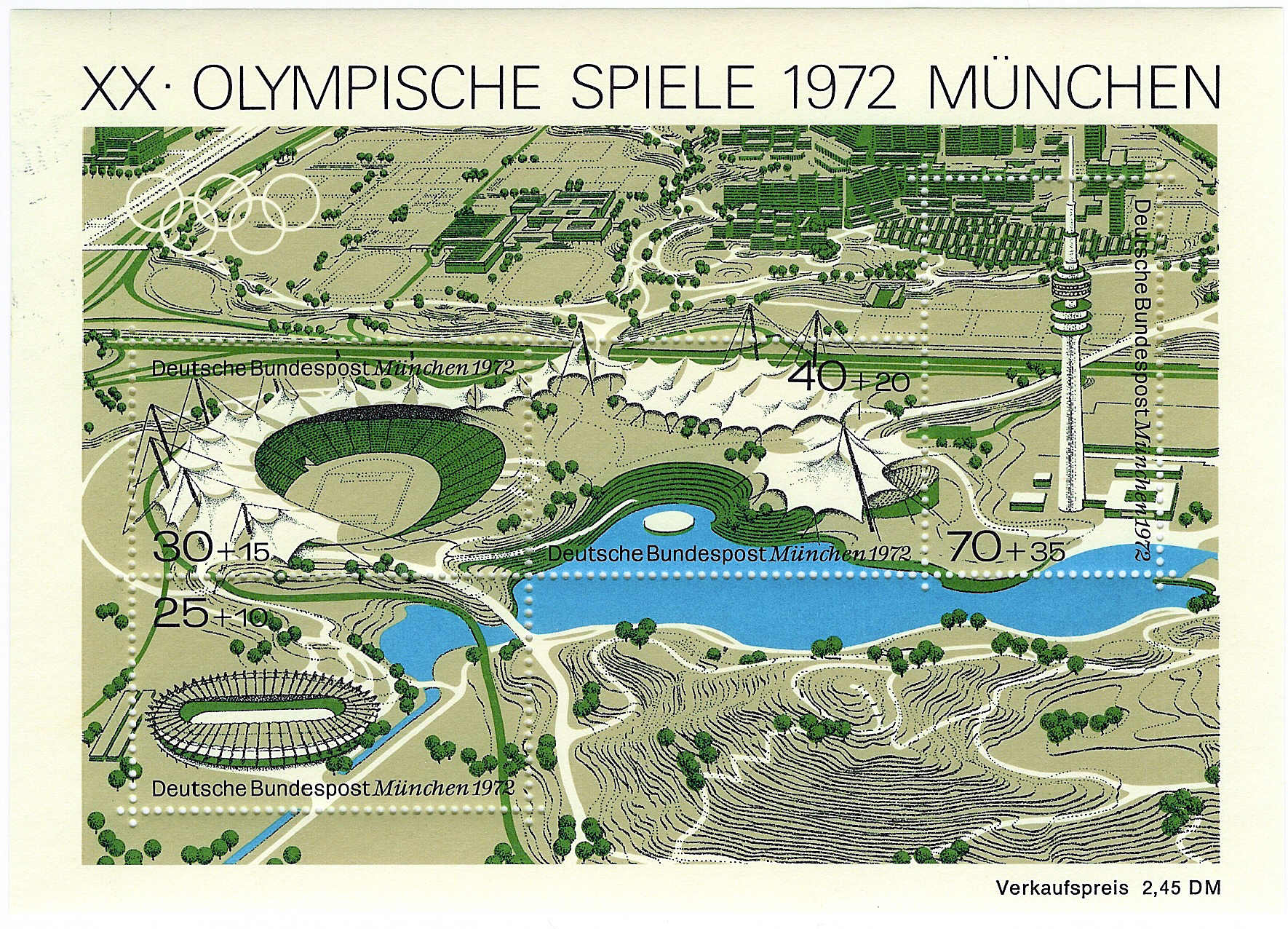 100 jahre bmw olympiahalle