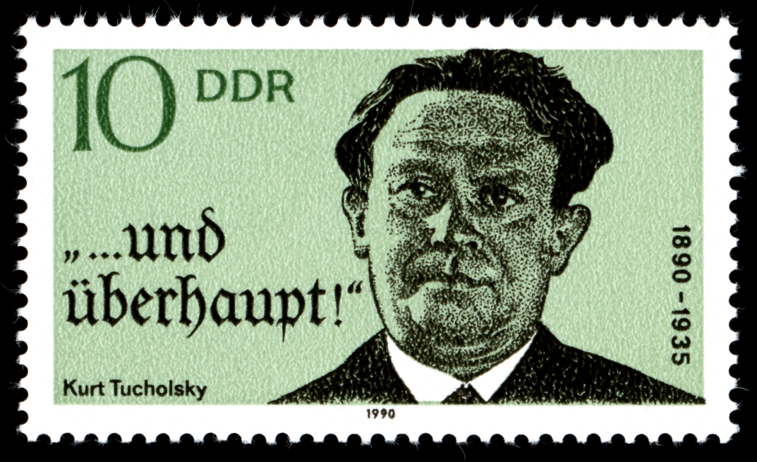 kurt tucholsky das ideal